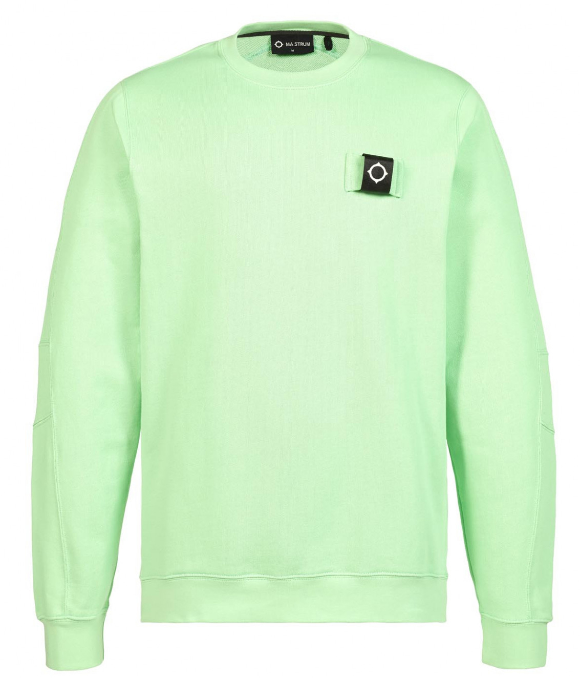 MA.STRUM Training Crew Neck Sweater UK Fashion